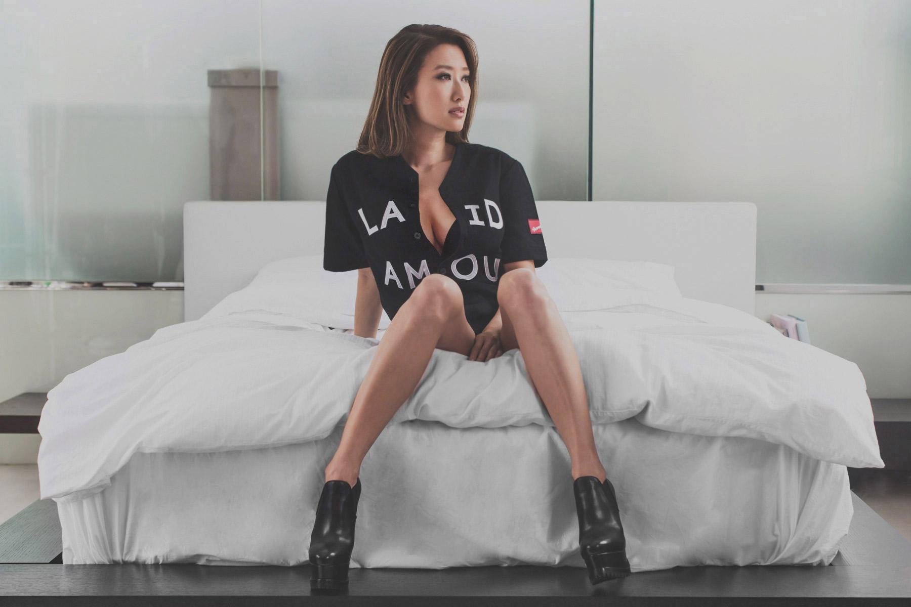 "HYPEBEAST ""Work & Play"" Editorial featuring Jennifer Tse"