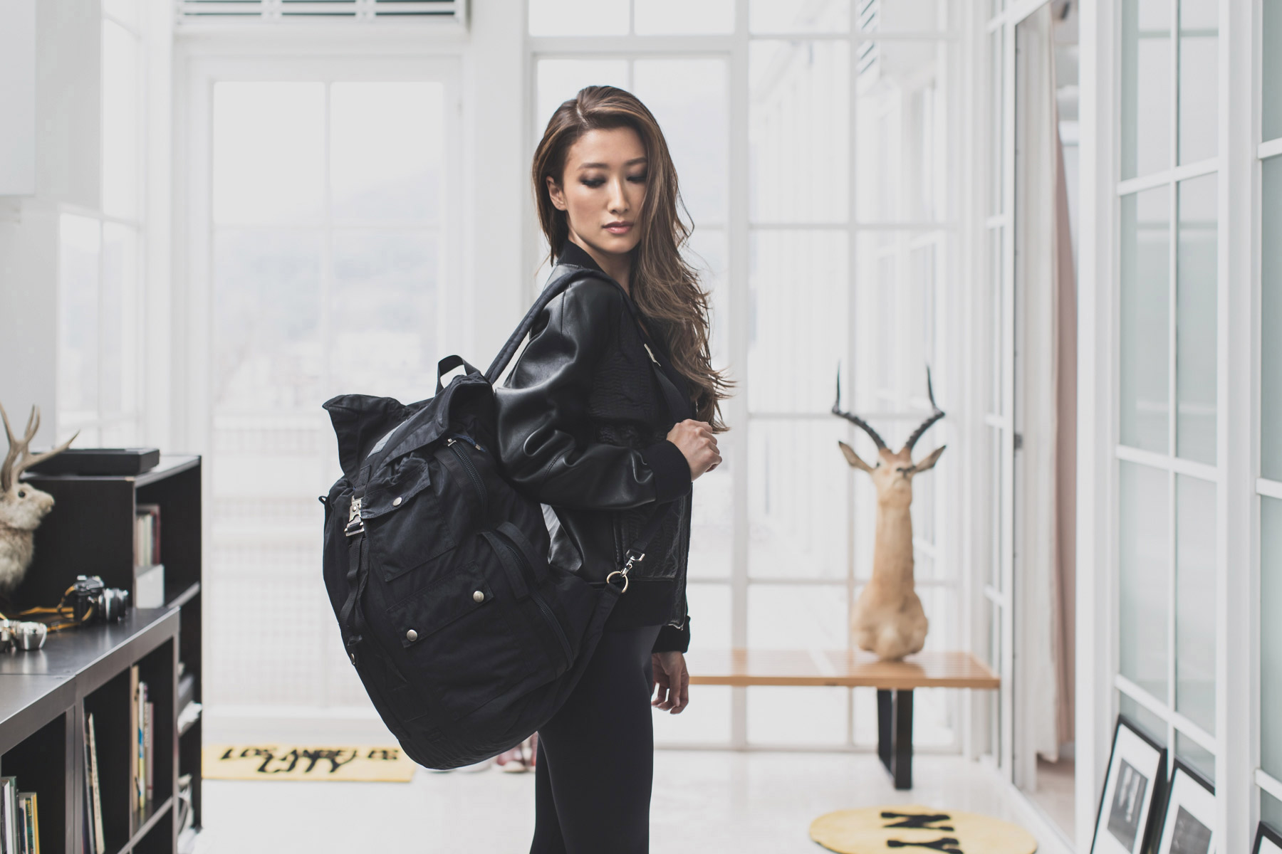 hypebeast work play editorial featuring jennifer tse