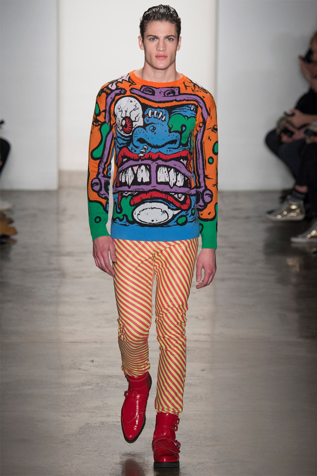 jeremy scott 2014 fall winter collection