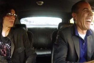 Jerry Seinfeld's Comedians in Cars Getting Coffee with Howard Stern