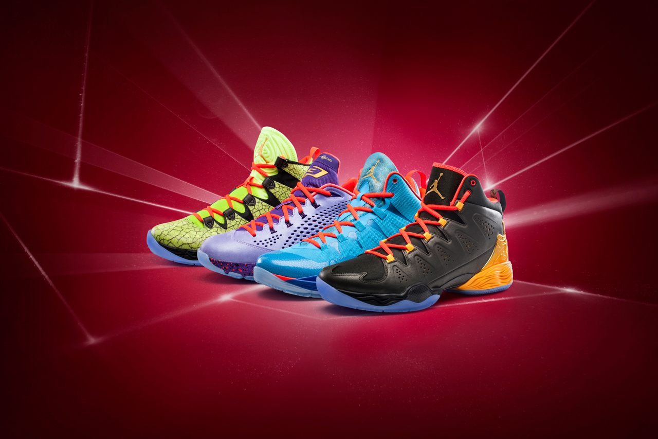 "Jordan Brand ""Crescent City"" Collection"