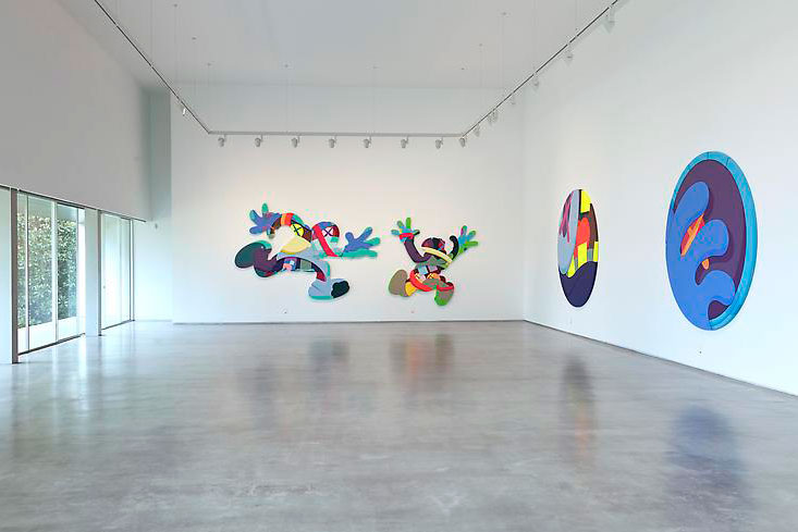"""KAWS """"Play Your Part"""" @ Galeria Javier Lopez"""