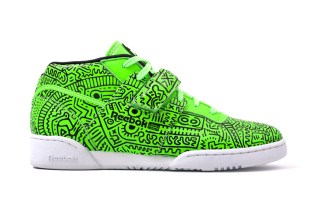 Keith Haring x Reebok Classic 2014 Spring/Summer Collection Preview