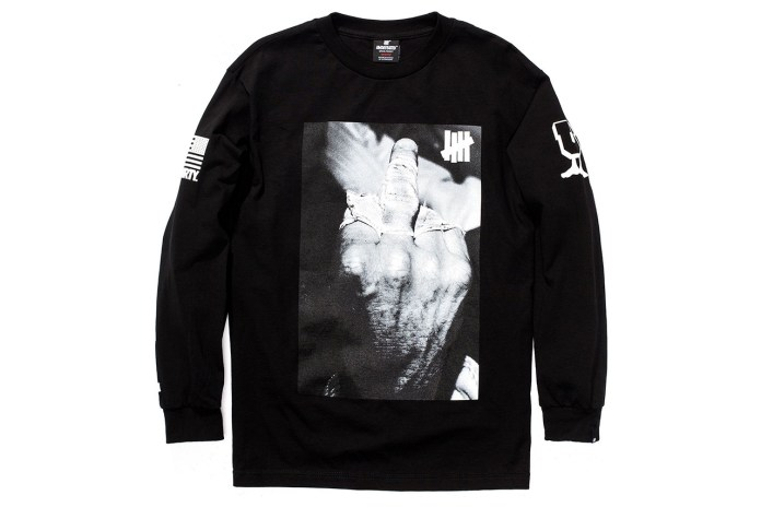 "Kenneth Cappello x Undefeated ""Bloodchoke"" Long-Sleeve T-Shirt"