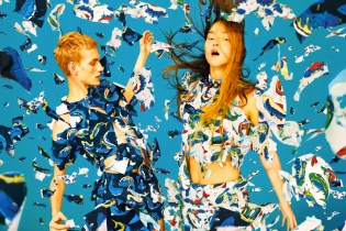KENZO 2014 Spring/Summer Campaign by TOILETPAPER