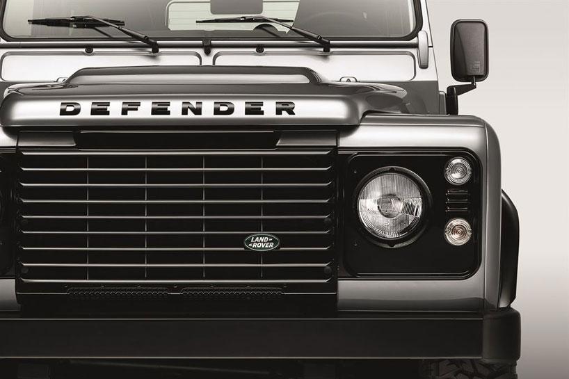 """Land Rover Defender """"Black & Silver"""" Pack"""
