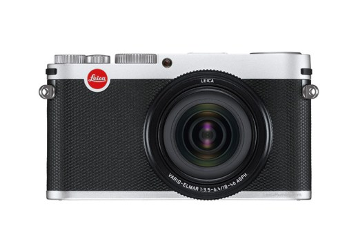 Leica X Vario with Silver Finish