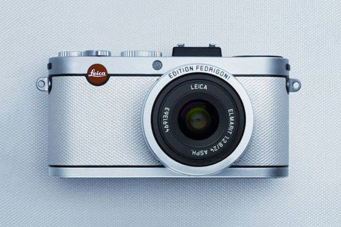 "Leica X2 ""The Paper Skin"" Edition Fedrigoni"