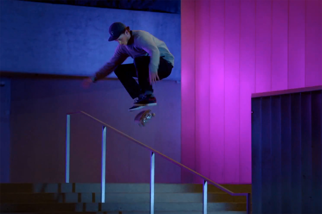 "Levi's Skateboarding 2014 Spring ""Strong Made Stronger"" Video Lookbook"