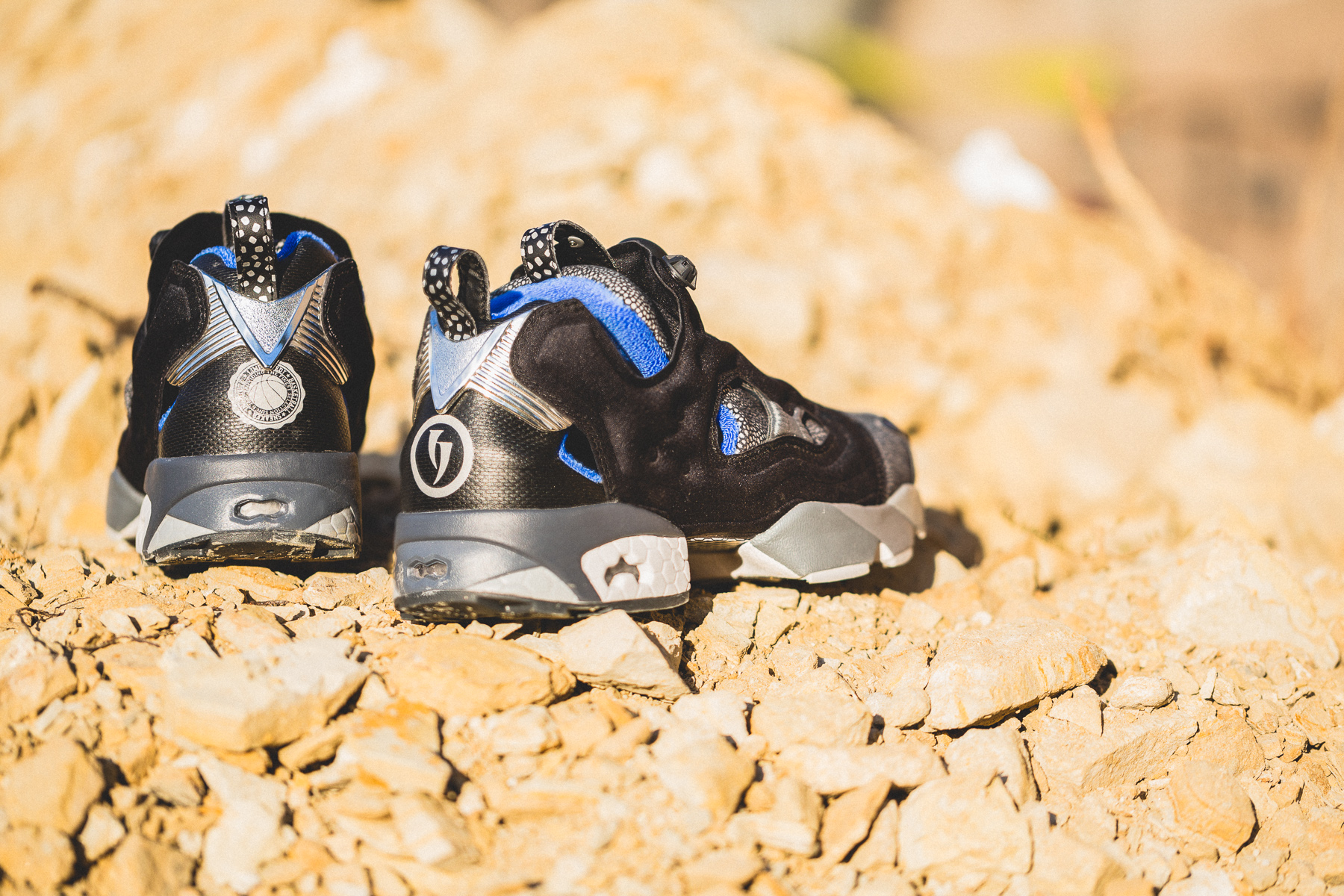 Limited Edt x Hypethetic x Reebok Instapump Fury 20th Anniversary
