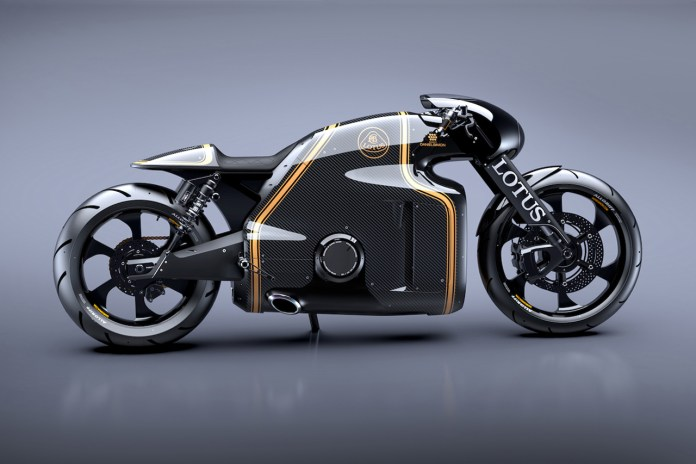 Lotus C-01 Motorcycle
