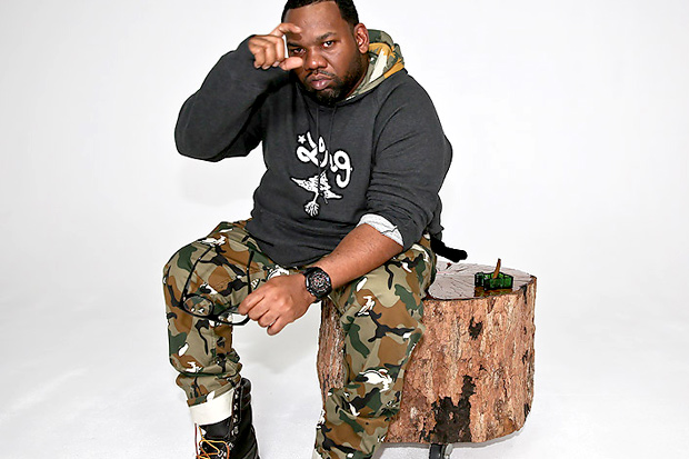 lrg spring 2014 artist lookbook feat raekwon pro era black cobain dyme a duzin