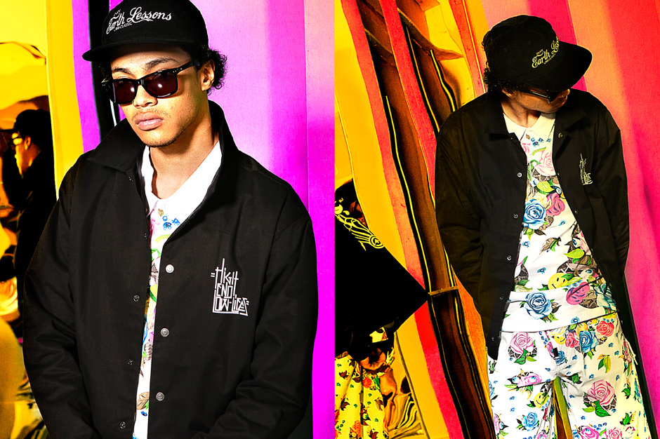 "LRG Spring 2014 ""Un-natural Palette"" Lookbook"