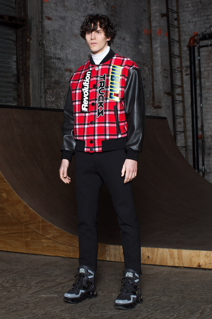 Marc by Marc Jacobs 2014 Fall/Winter Collection