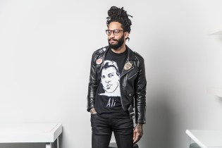 "Markeidric Walker x Wish Atlanta ""Roses"" Black History Month T-shirt Collection"