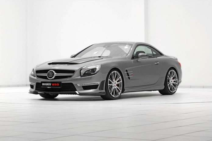 Mercedes-Benz 850 Roadster Edition by Brabus