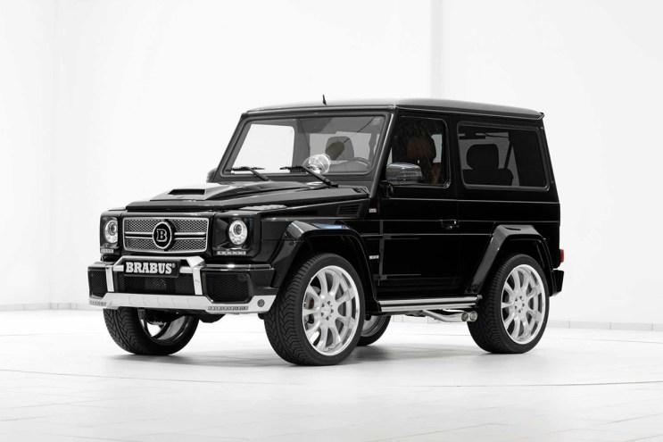 Mercedes-Benz G500 SWB 6.1 Widestar by Brabus