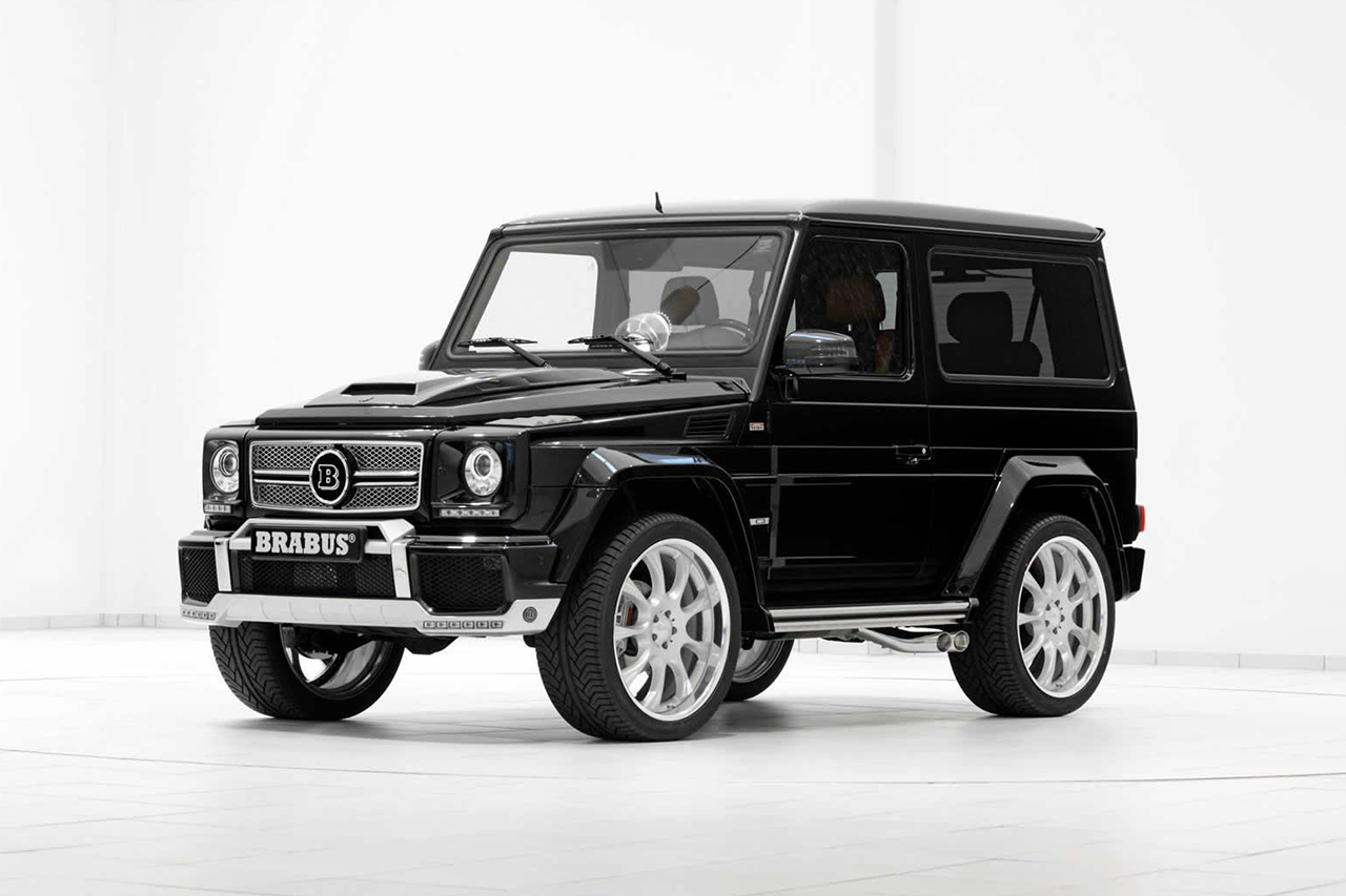Mercedes-Benz G500 SWB 6.1 Widestar by Brabus