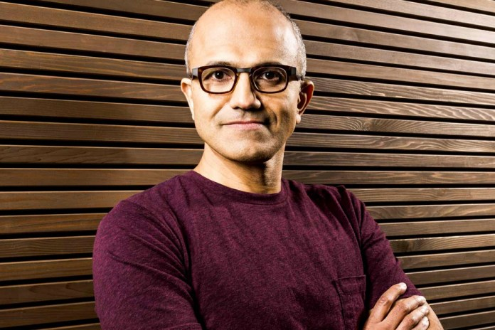 Microsoft Appoints Satya Nadella As New CEO