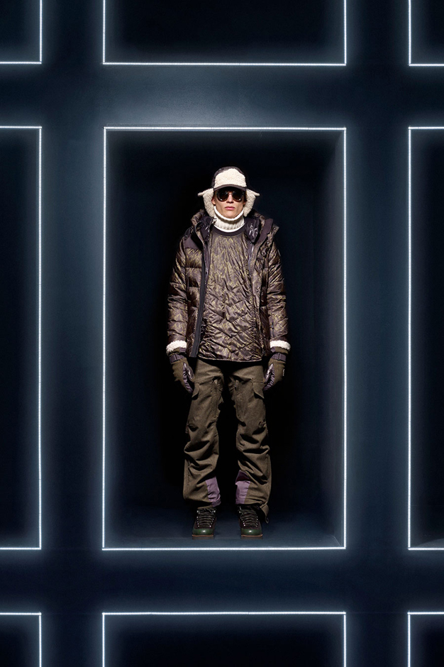 Moncler Grenoble 2014 Fall/Winter Collection