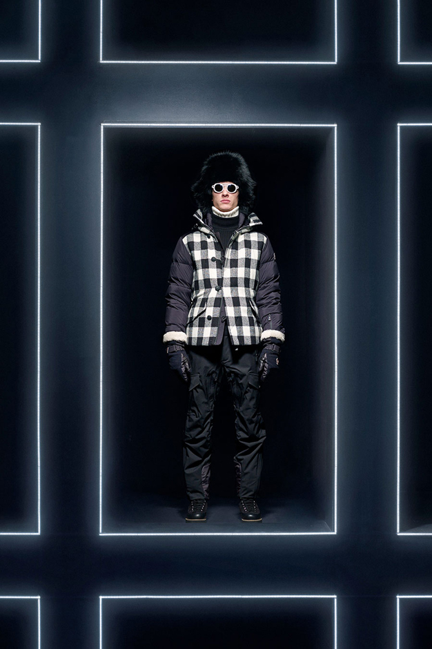 moncler grenoble 2014 fall winter collection