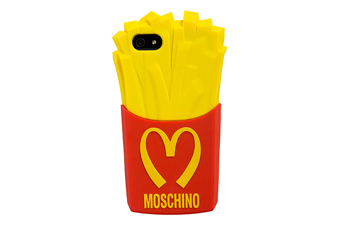"Moschino 2014 Fall/Winter ""Fast Fashion - Next Day After The Runway"" Collection"