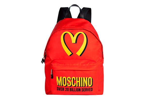 """Moschino 2014 Fall/Winter """"Fast Fashion - Next Day After The Runway"""" Collection"""