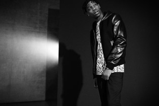 "MR PORTER's ""The Journal"" featuring Travi$ Scott"