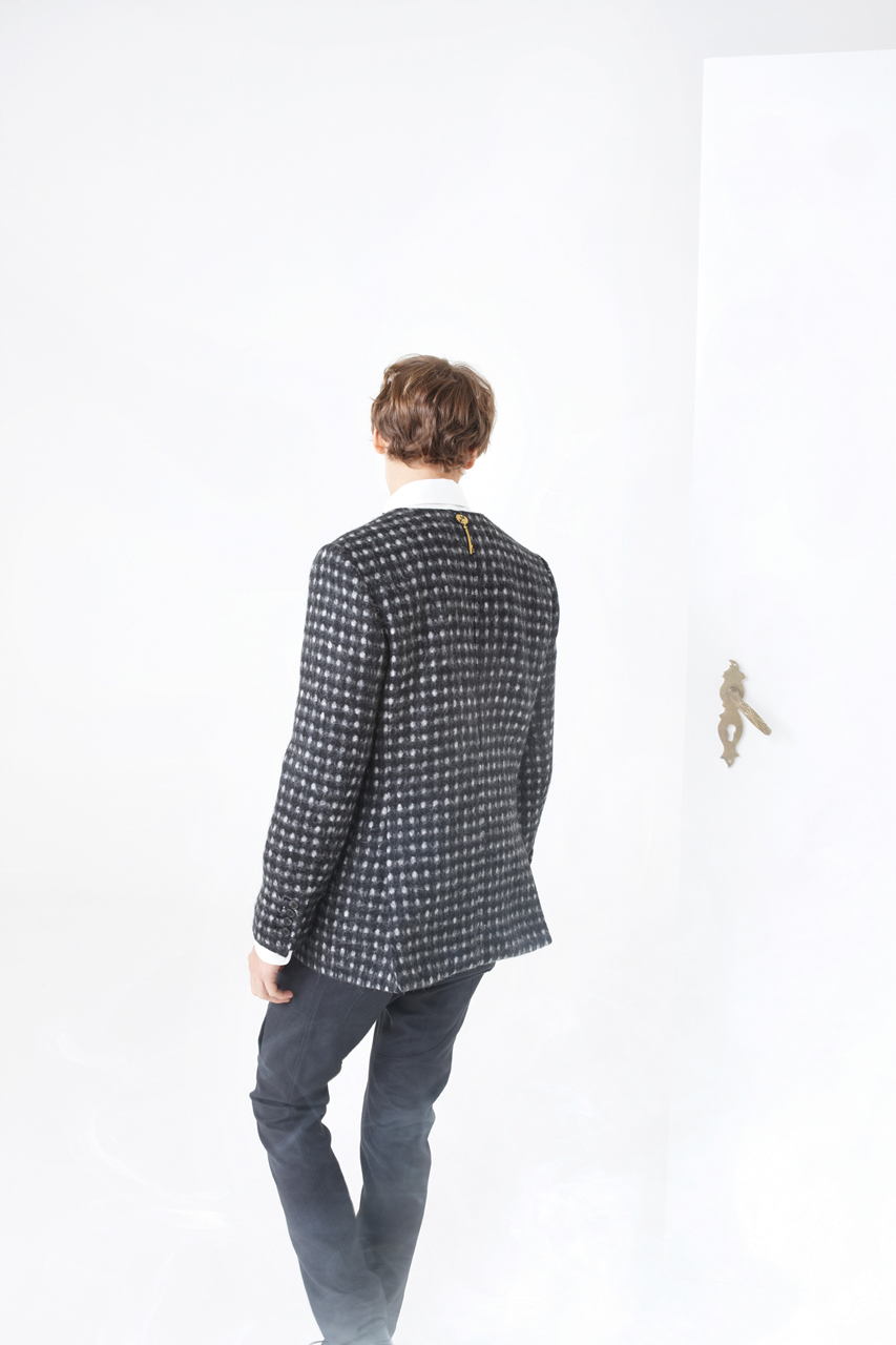 Munsoo Kwon 2014 Fall/Winter Lookbook
