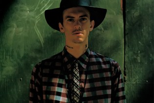 N.HOOLYWOOD 2014 Spring/Summer Editorial by GRIND