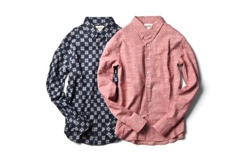 Naked & Famous 2014 Spring/Summer Shirts