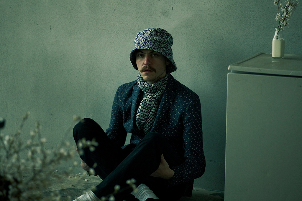 """NEPENTHES 2014 Spring/Summer """"OUT DUST RIAL"""" Editorial"""