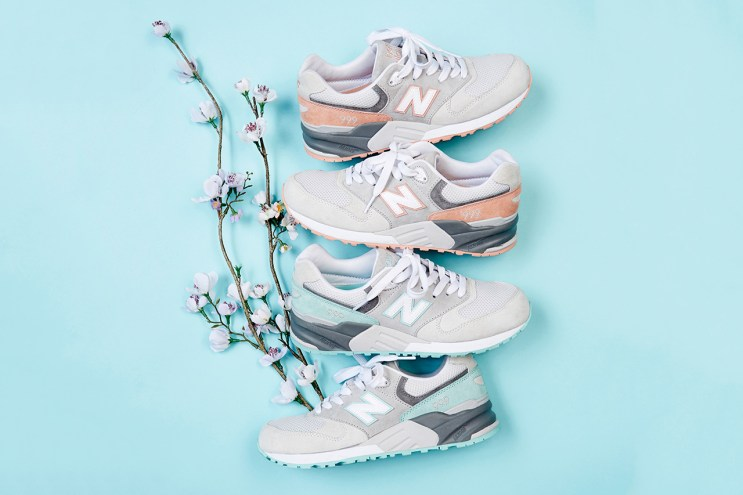 "New Balance 2014 Spring/Summer ML999 ""Cherry Blossom"" Pack"
