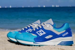 "Nice Kicks x New Balance 1600 ""Grand Anse"""