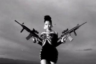 "Nicki Minaj ""Lookin Ass Ni**a"" Music Video"