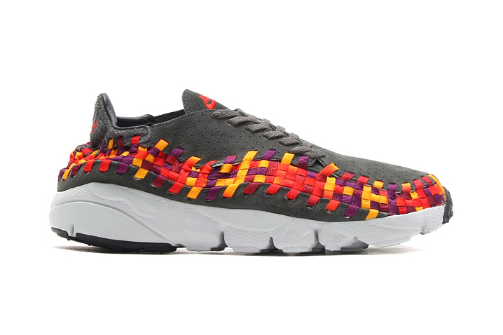 Nike 2014 Spring/Summer Air Footscape Woven Motion