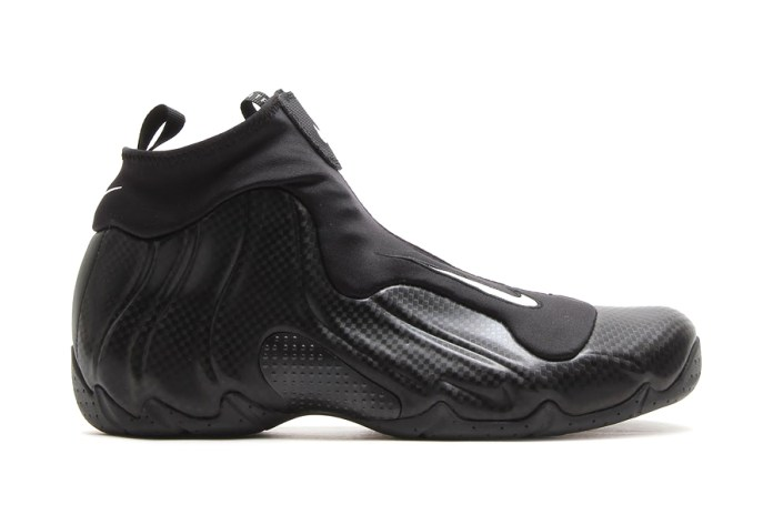 "Nike Air Flightposite 2014 ""Carbon Fiber"""