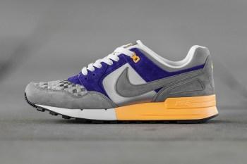 Nike Air Pegasus 89 Woven Wolf Grey/Cool Grey-Court Purple