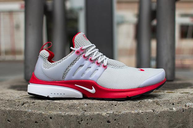Nike Air Presto Grey/Red