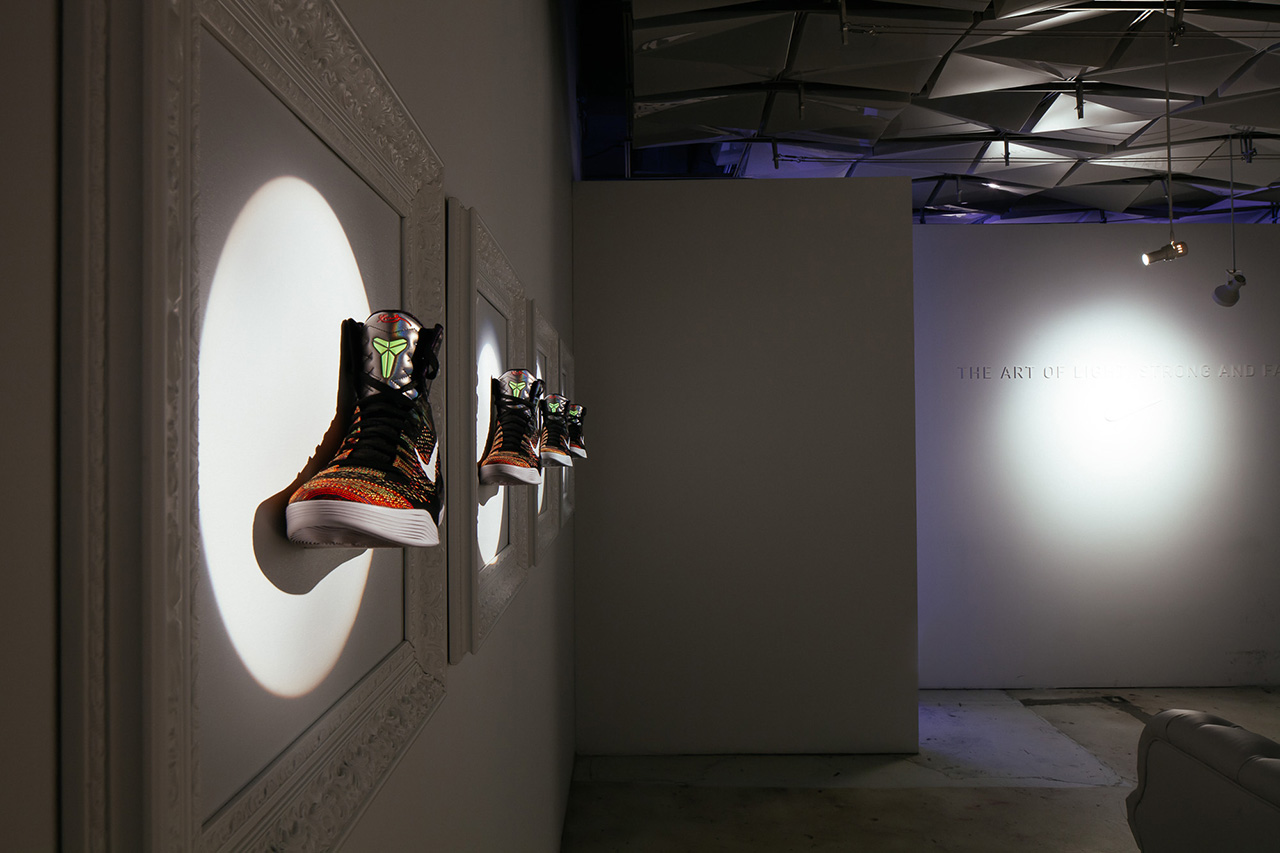 "Nike Kobe 9 Elite ""Masterpiece"" Exhibition @ X158 Recap"