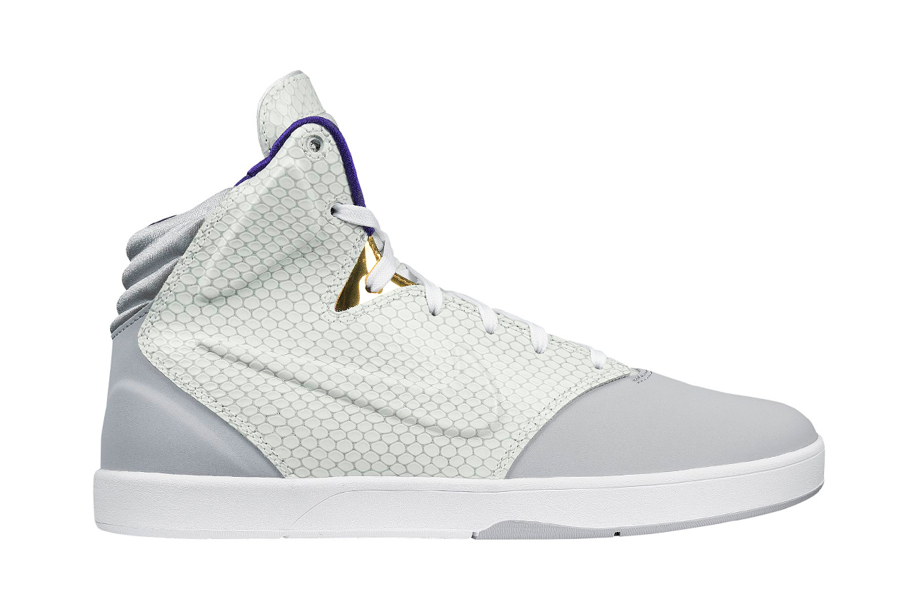 Nike Kobe 9 NSW Lifestyle Wolf Grey/White