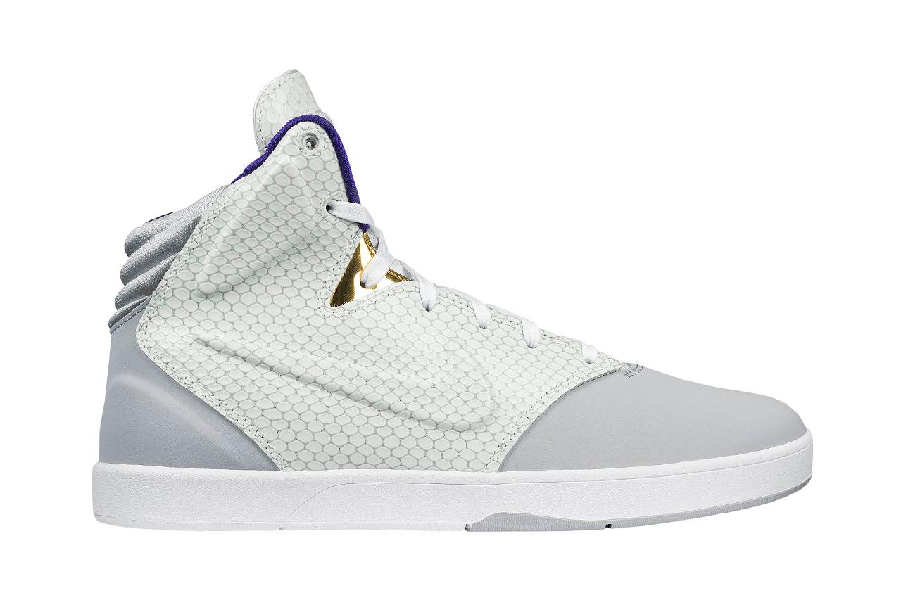 Nike Kobe 9 NSW Lifestyle Wolf Grey/White