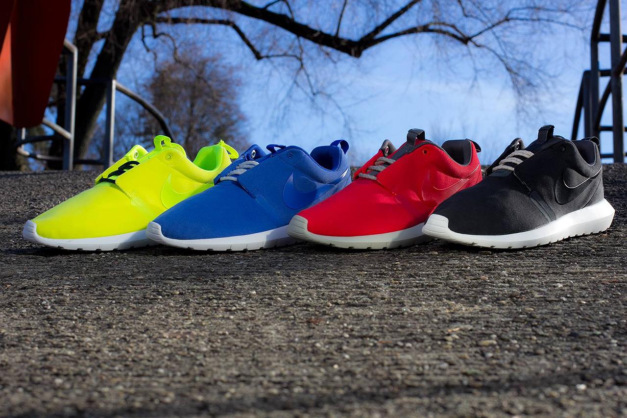 Nike Roshe Run Natural Motion
