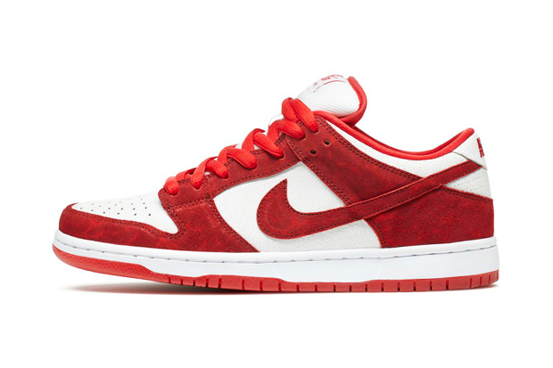 "Nike SB Dunk Low Premium ""Valentine's Day"""