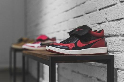 """Nike Tiempo '94 Mid """"Air Jordan"""" Collection"""