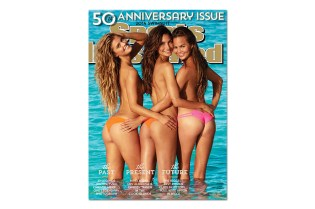 Nina Agdal, Lily Aldridge & Chrissy Teigen Cover the 2014 Sports Illustrated Swimsuit Issue