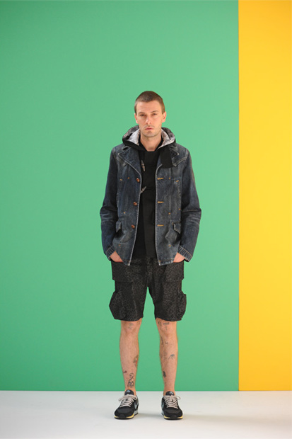 n(n) BY NUMBER (N)INE 2014 Spring/Summer Lookbook