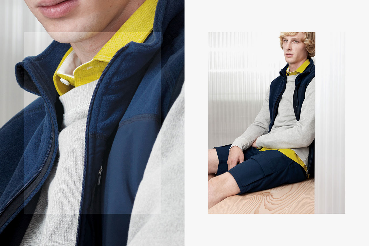 Norse Projects 2014 Spring Lookbook