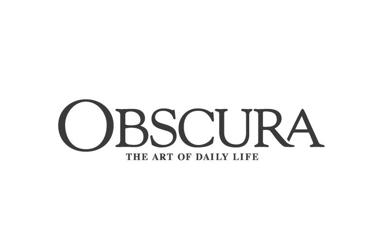 Obscura Website Relaunch