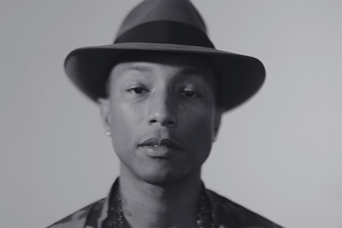 "ObscuraVision Presents ""Ten Years Later"" with Pharrell Williams"